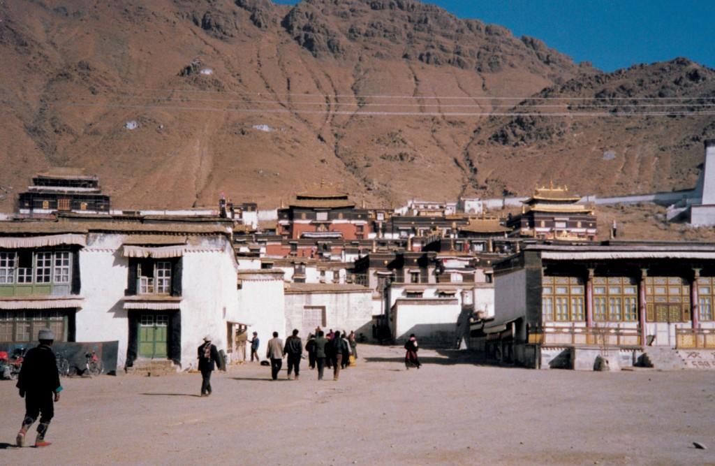 Mindroling monastery